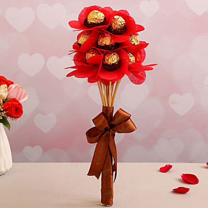 Ferrero Chocolate Bouquet for Him