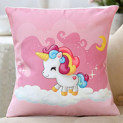 best printed cushion for girl