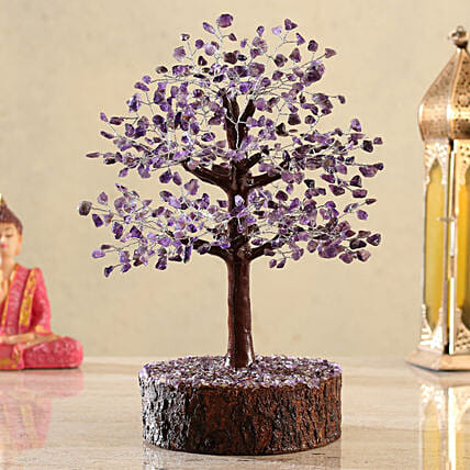 Magnificent Amethyst Wish Tree