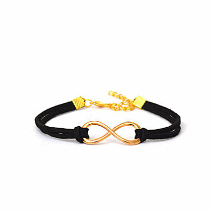 Buy Fashion Infinity Love Bracelet