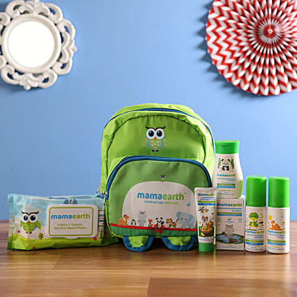 Online Summer Protection Baby Hamper