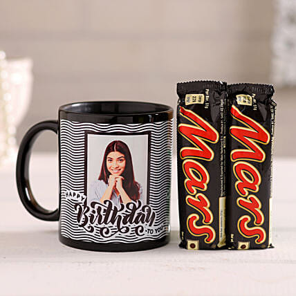 Coco Bars in Coffee Mug Online:New Arrival Chocolates
