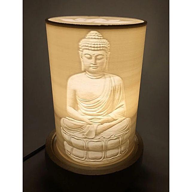 3D Printed Krishna Lamp Online:Unusual Lamps