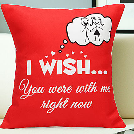 Miss You-12x12 Miss You Cushion