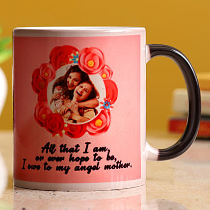 Mother Day Personalised Magic Mug Hand Delivery:Coffee Mugs