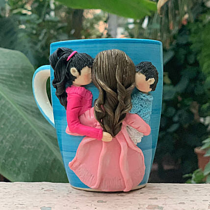 Online Mother Kids Mug