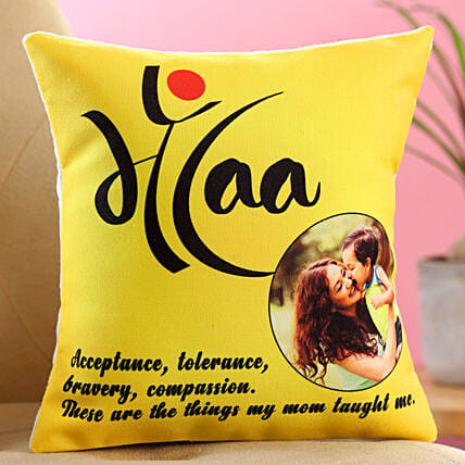 Mother s Day Special Personalised Cushion Hand Delivery