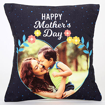 Onilne Mother's Day Personalised Picture Cushion