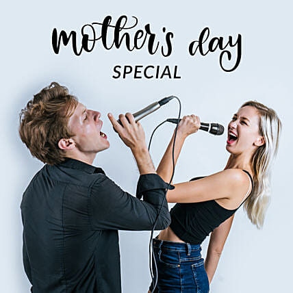 Mother's Day Special Songs on Video Call- Duet:Mothers Day Digital Gifts