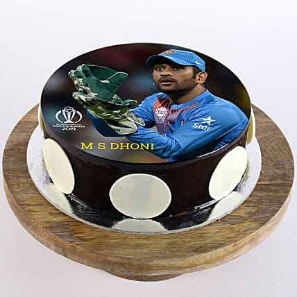 customized photo cake online:Cricket World Cup Gifts
