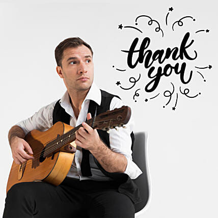 Musical Thank You:Thank You Gifts