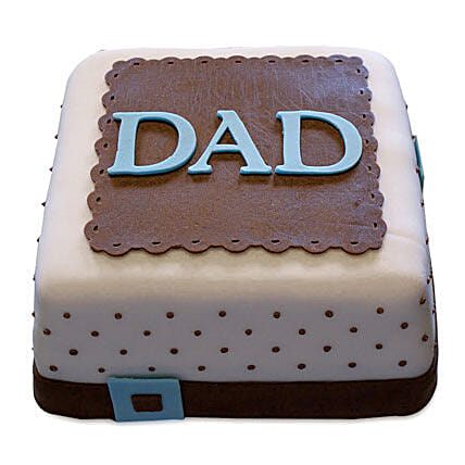Father's Day Special designer Cake