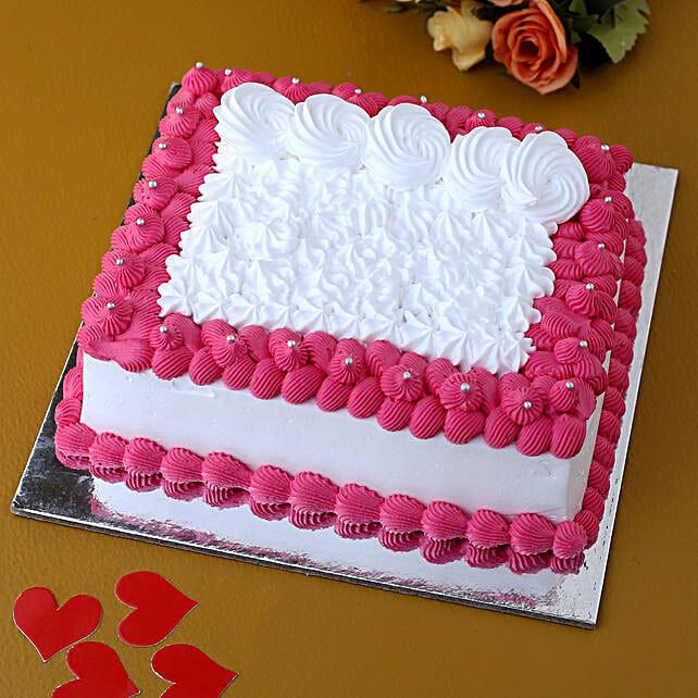 My Love For You Chocolate Cake