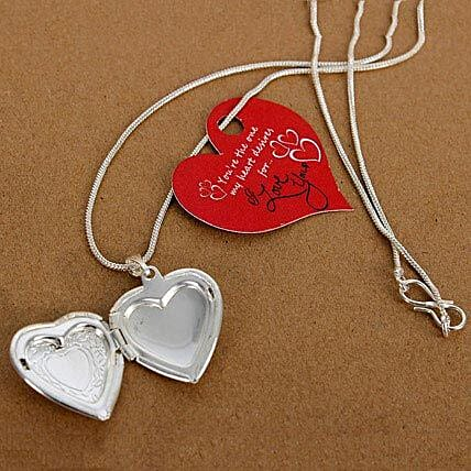 My Love Heart Locket By FNP