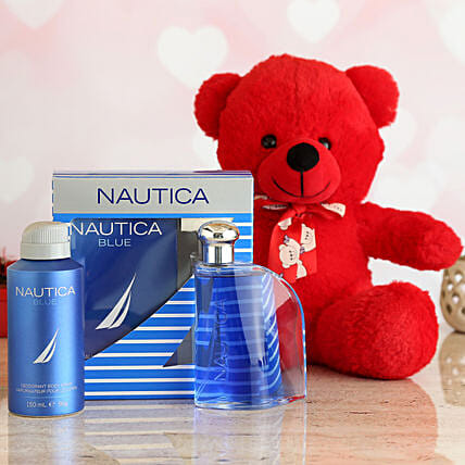 Order Nautica Blue Set