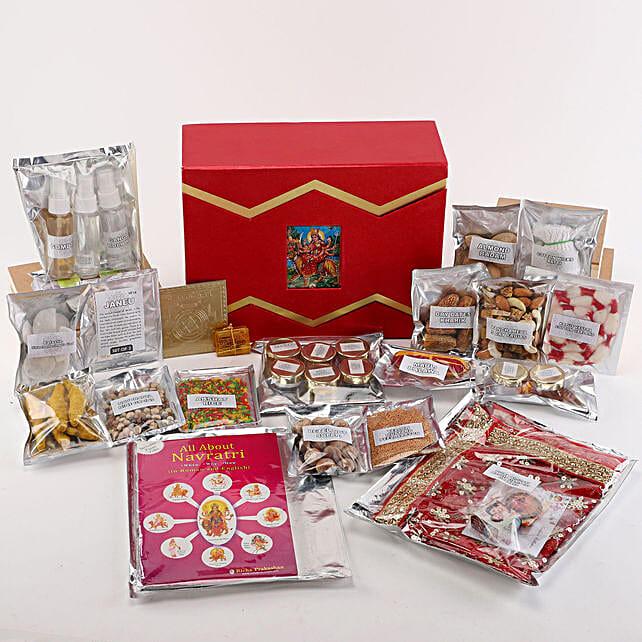 Navratri Pooja Box:Navratri Gifts