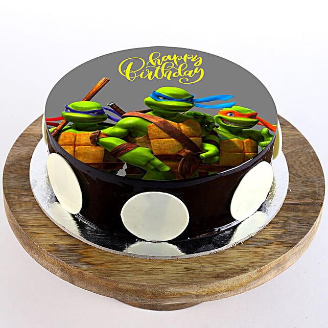 Ninja Turtles Cake Online