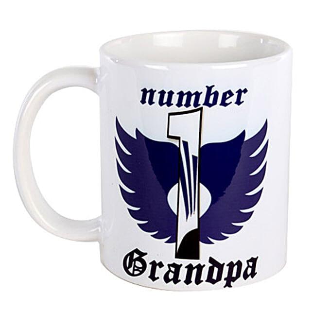 Grandpa Mug-Number 1 Grandpa Coffee Mug