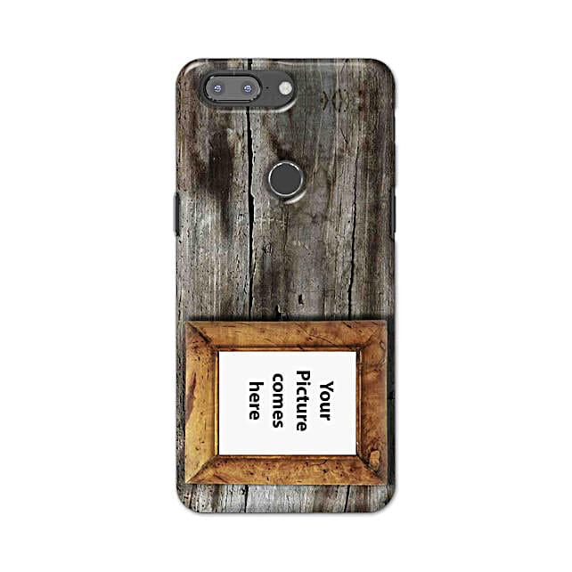 One Plus 5T Personalised Vintage Phone Case