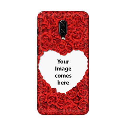 One Plus 6T Pro Floral Phone Cover Online