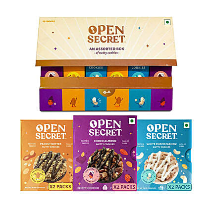 Open Secret Snacks Combo