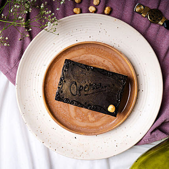 Opera FIT Cake