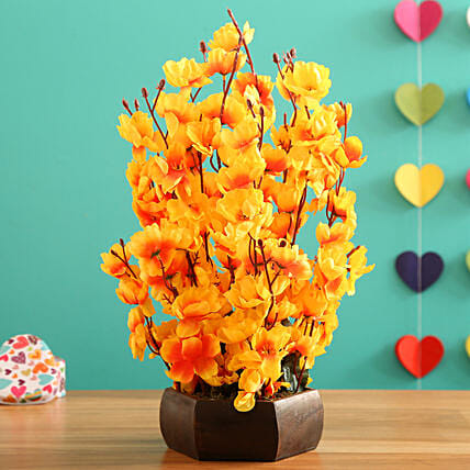 Orange Blossom Flower Arrangement