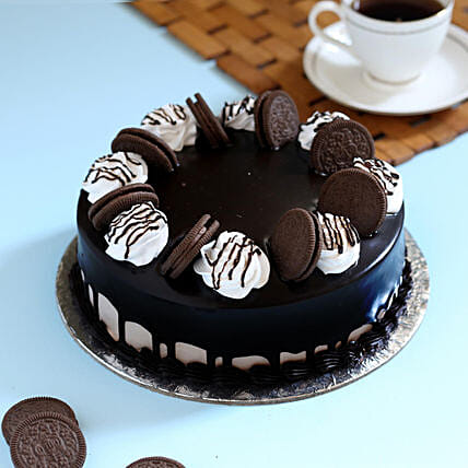 Oreo Cake Half kg:Send Wedding Gifts to Mohali