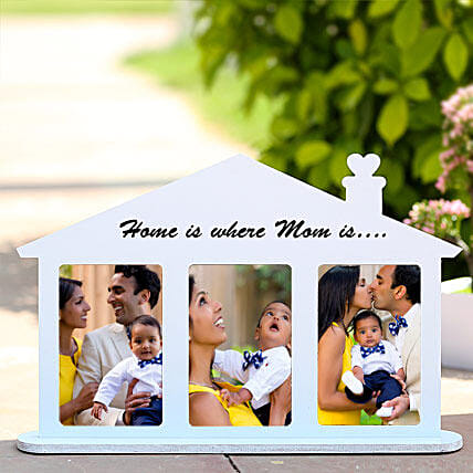 Our Home Personalized Frame-1 mom personalized photo frame