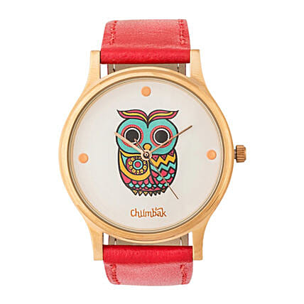Owl Wrist Watch:Buy Watches