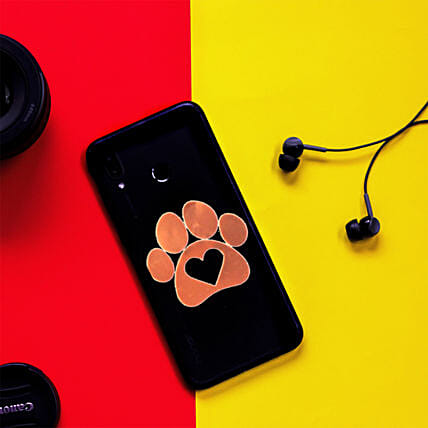 Paw Stickers for Mobile Phone