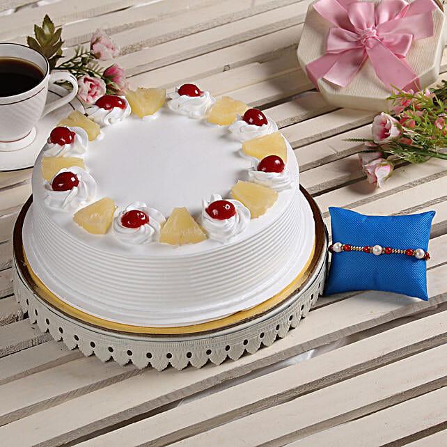 Online Cake & Rakhi For Bro