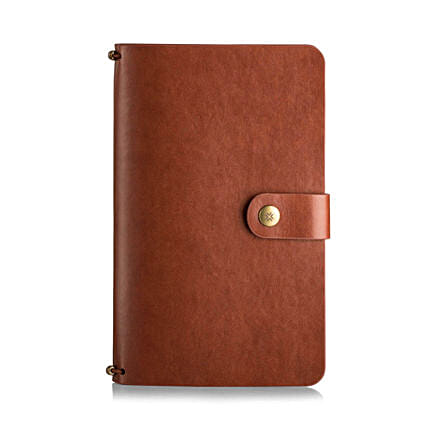 Online  Brown Journal:Stationery Gifts