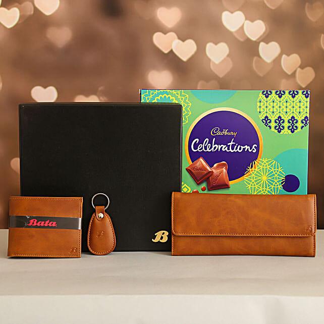 Perfect Valentine Bata Gift Set And Celebrations Box