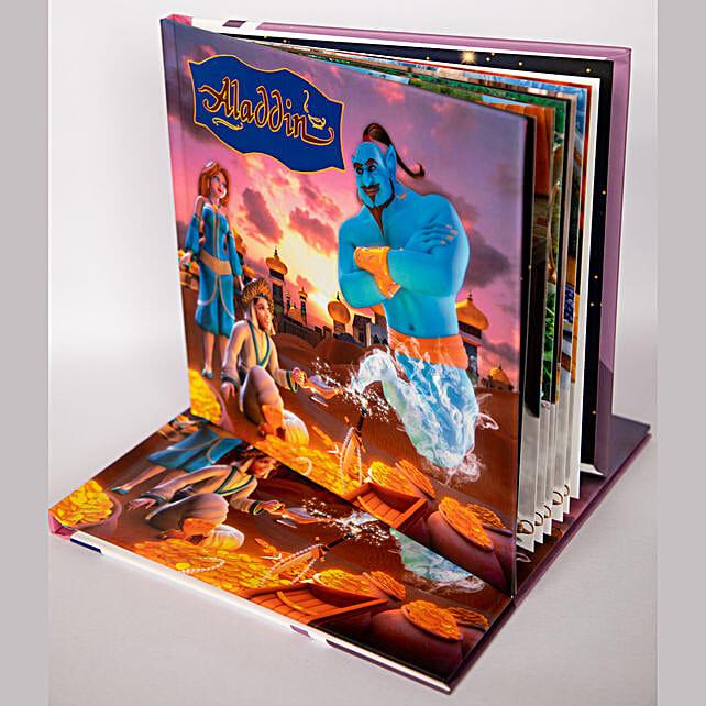 Online personalised cartoon eBooks for kid:Personalised E Books