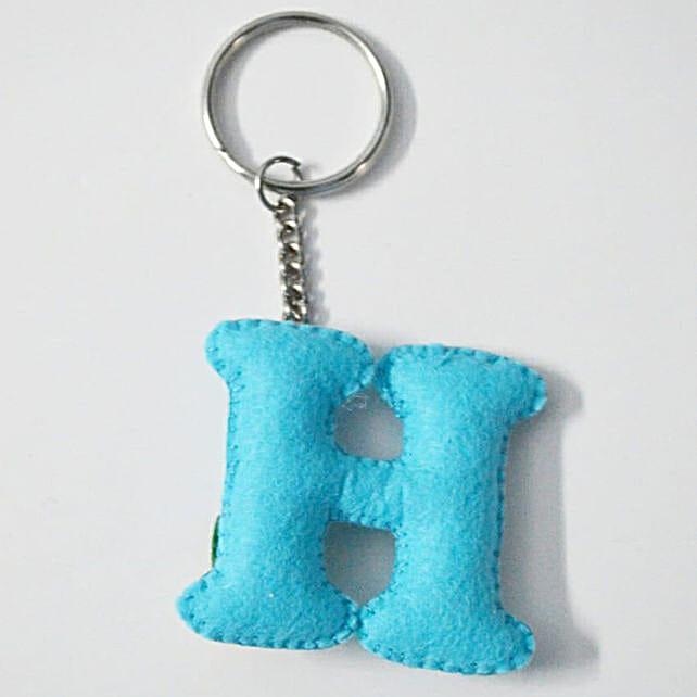 Personalised Alphabet Keychain