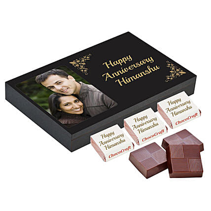 Online chocolate for him