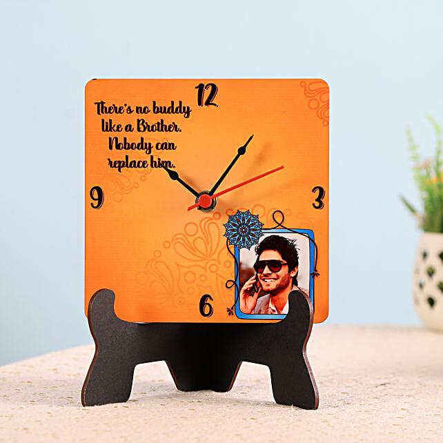 printed table clock online