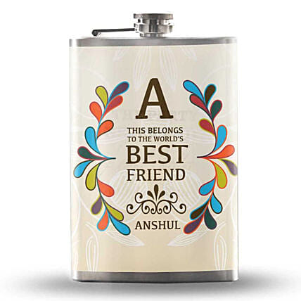 Online Hip Flask For Friend