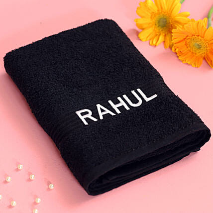 personalised cotton towel:Personalised Towels
