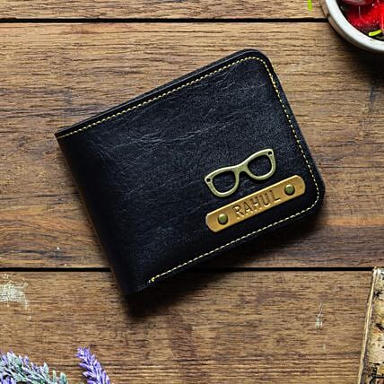 name wallet for men:Send Leather Gifts