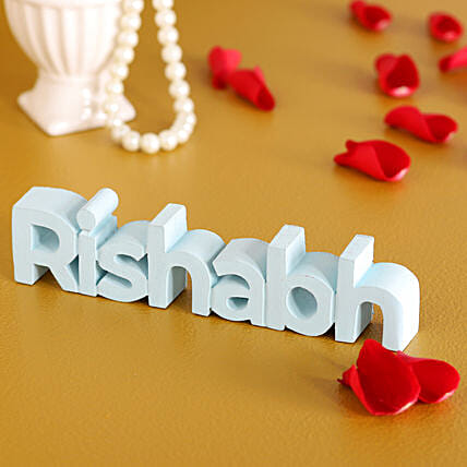 name display block for him:Premium Personalised Gifts
