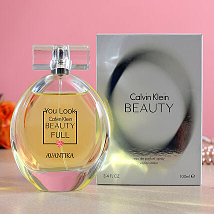 Personalised Calvin Klein Beauty EDP 100 ML