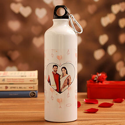 Customised Photo Bottle for Her