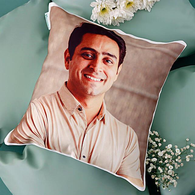 Printed Cushion Online:Personalised Cushions for Bhai Dooj