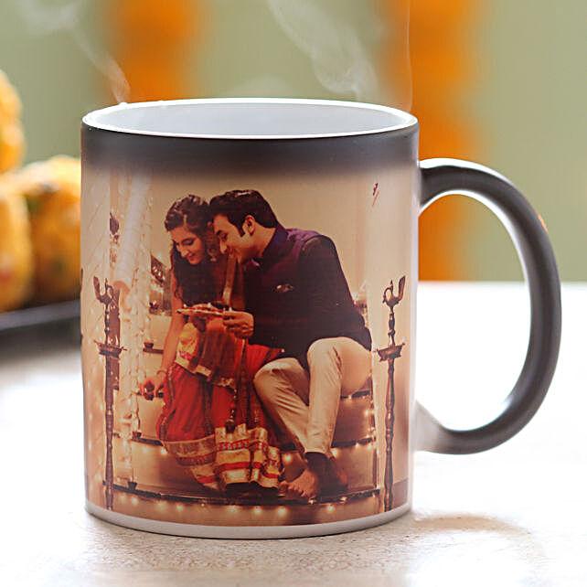 Customise Photo Mug for Couple