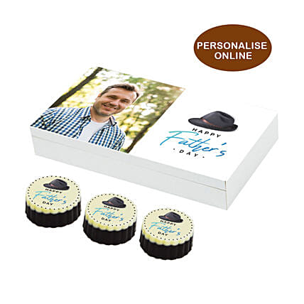 Online Father's Day Chocolate Box
