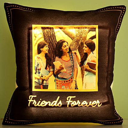 custom cushion for best friendship day