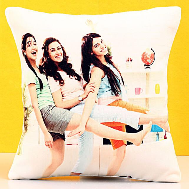 best custom cushion for friendship day:Happy Friendship Day Gift