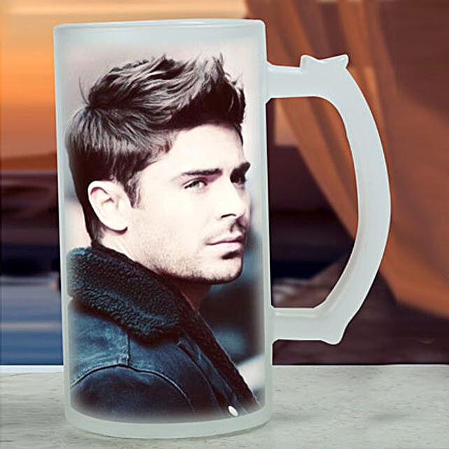 Personalised foaster mug